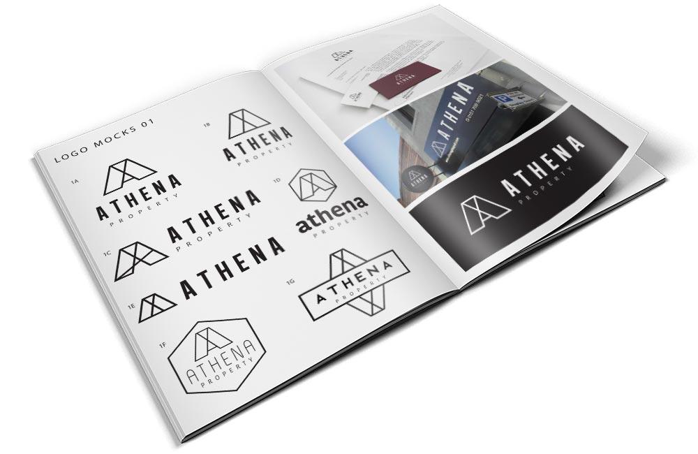 logo-design-mock-process