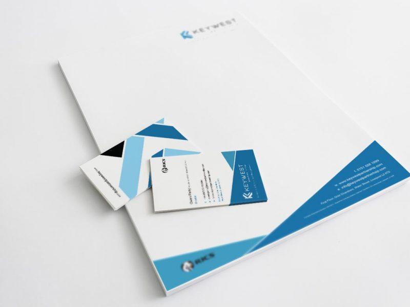 keywest-letterhead-business-cards