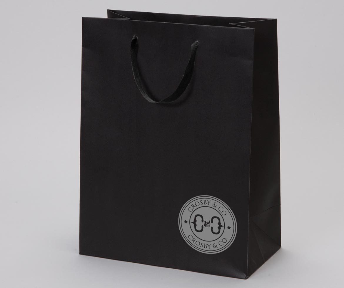 crosby-co-mens-fashion-retail-Black-Shopping-Bag-design