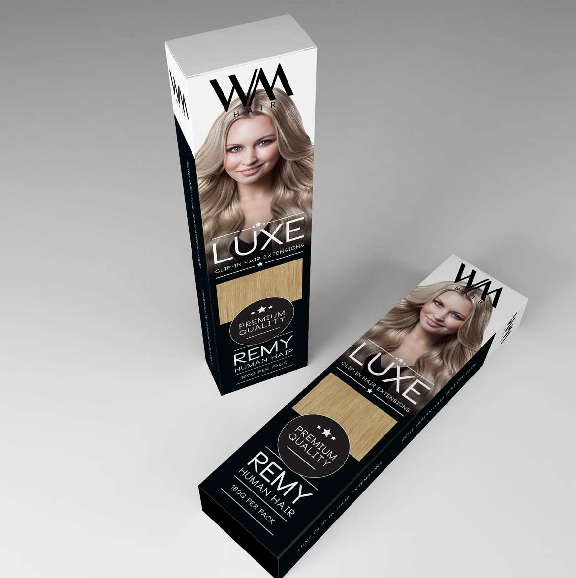 luxe-remy-human-hair-extensions-clip-in-packaging-design-2-image