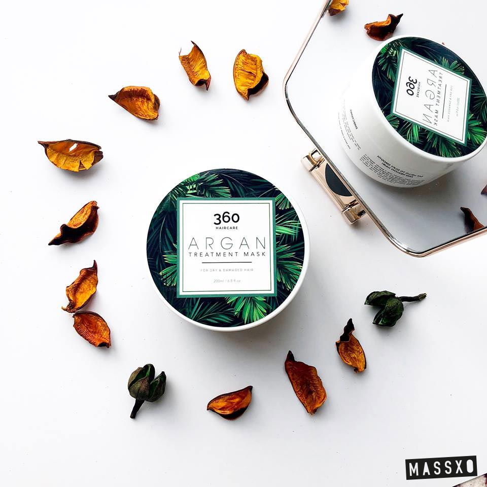 nu-essence argan face treatment packaging